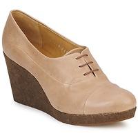 Schuhe Damen Ankle Boots Coclico HAMA Braun