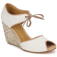 Schuhe Damen Sandalen / Sandaletten Coclico JIEN Weiss