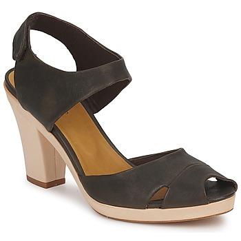 Schuhe Damen Sandalen / Sandaletten Coclico EMA Schwarz