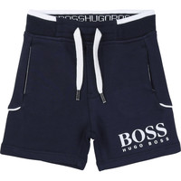 Kleidung Jungen Shorts / Bermudas BOSS NOLLA Marine