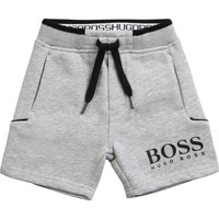 Kleidung Jungen Shorts / Bermudas BOSS NOLLA Grau