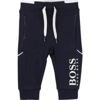 Kleidung Jungen Jogginghosen BOSS NOLITA Marine