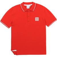 Kleidung Jungen Polohemden BOSS BARBORA Rot