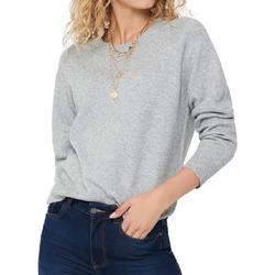 Kleidung Damen Pullover Jacqueline De Yong 15211479 Grau