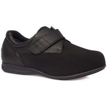 Schuhe Derby-Schuhe & Richelieu Calzamedi DIABETIC  SCHUHE SCHWARZ