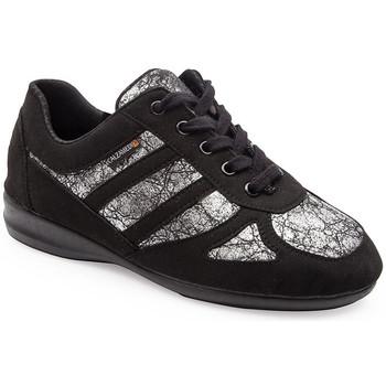 Schuhe Damen Derby-Schuhe & Richelieu Calzamedi COMFORT SCHUHE 3083 BLACK