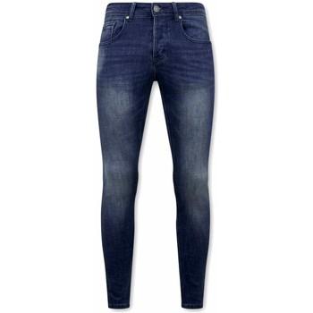 Kleidung Herren Slim Fit Jeans True Rise Jeans Slim Blau
