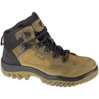 Schuhe Herren Wanderschuhe 4F OBMH254 Braun