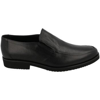 Schuhe Herren Slipper She - He  Negro