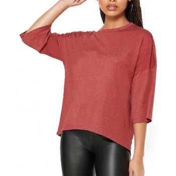 Kleidung Damen T-Shirts Jacqueline De Yong 15210907 Rot