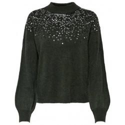 Kleidung Damen Pullover Jacqueline De Yong 15217706 Grün