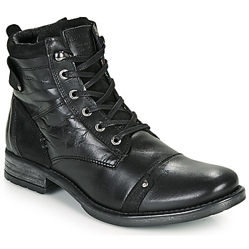 Schuhe Herren Boots Redskins YANI Schwarz