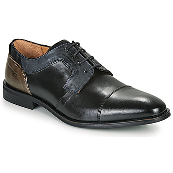 Schuhe Herren Derby-Schuhe Redskins WINDSOR Schwarz / Marine / Grau