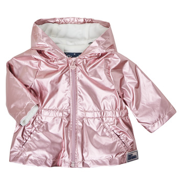 Kleidung Mädchen Parkas Ikks XS42010-31 Rose