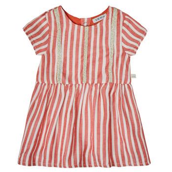Kleidung Mädchen Kurze Kleider Ikks XS30000-35 Rot
