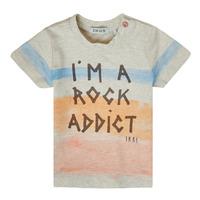 Kleidung Jungen T-Shirts Ikks XS10061-60 Multicolor