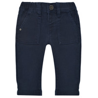 Kleidung Jungen 5-Pocket-Hosen Ikks XS29011-48 Marine