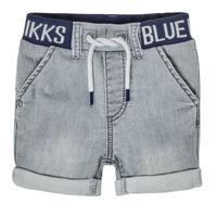 Kleidung Jungen Shorts / Bermudas Ikks XS25011-94 Grau