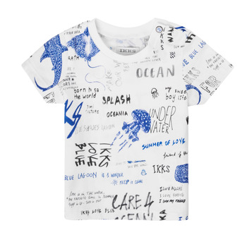 Kleidung Jungen T-Shirts Ikks XS10021-19 Multicolor