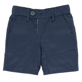 Kleidung Jungen Shorts / Bermudas Ikks XS25021-45 Marine