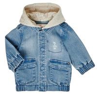 Kleidung Jungen Jacken Ikks XS40021-84 Blau