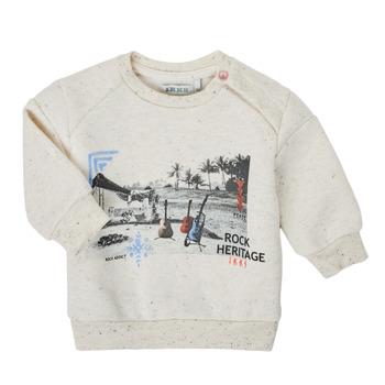 Kleidung Jungen Sweatshirts Ikks XS15011-60 Weiss