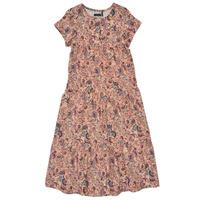 Kleidung Mädchen Maxikleider Ikks XS30042-32-J Multicolor