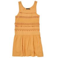 Kleidung Mädchen Kurze Kleider Ikks XS31012-74-J Orange