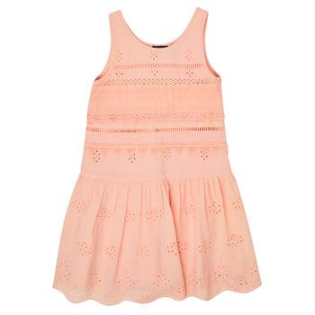 Kleidung Mädchen Kurze Kleider Ikks XS31012-32-J Rose