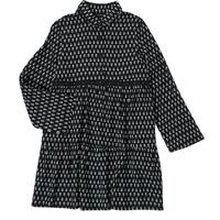 Kleidung Mädchen Kurze Kleider Ikks XS30002-02-C Schwarz