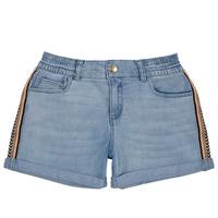 Kleidung Mädchen Shorts / Bermudas Ikks XS26002-84-C Blau