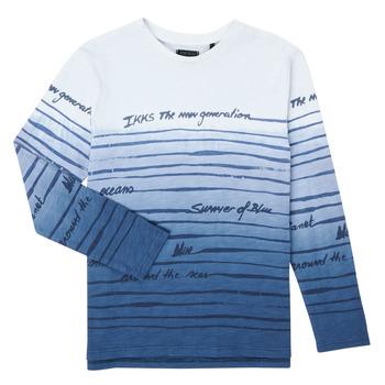Kleidung Jungen Langarmshirts Ikks XS10003-19-C Multicolor