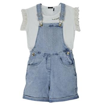 Kleidung Mädchen Kleider & Outfits Ikks XS37022-84-J Multicolor