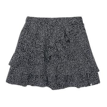 Kleidung Mädchen Röcke Ikks XS27062-02-J Schwarz