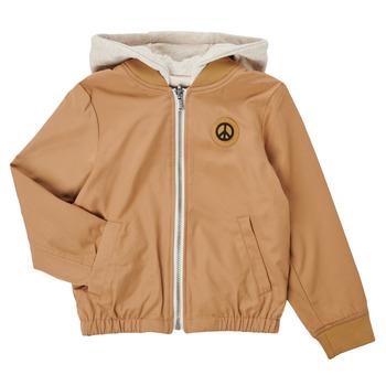 Kleidung Jungen Jacken Ikks XS41063-64-J Beige