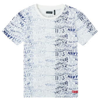 Kleidung Jungen T-Shirts Ikks XS10063-19-J Multicolor