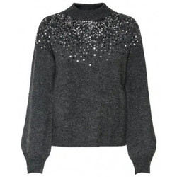 Kleidung Damen Pullover Jacqueline De Yong 15217706 Schwarz