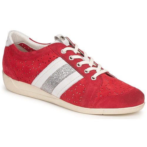 Janet Sport MARGOT ODETTE Rot  Schuhe Sneaker Low Damen 131,20