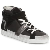 Schuhe Damen Sneaker High Janet Sport ISABEL MARGETTE Schwarz