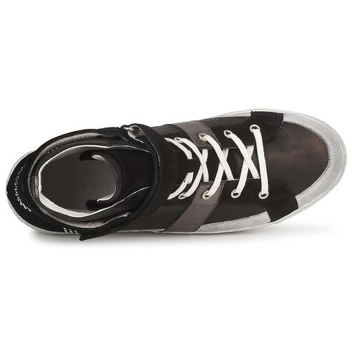 Janet Sport ISABEL MARGETTE Schwarz  Schuhe Sneaker High Damen 149,60