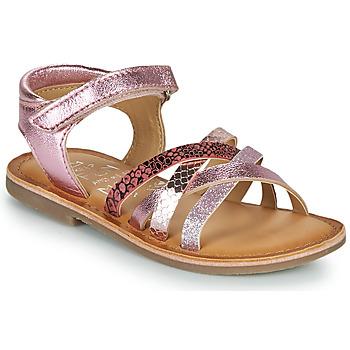 Schuhe Mädchen Sandalen / Sandaletten Mod'8 CANILA Rose