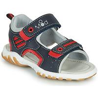 Schuhe Jungen Sandalen / Sandaletten Mod'8 TOPPY Marine / Rot