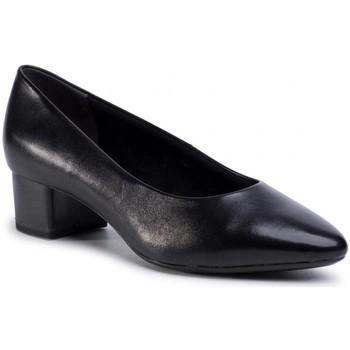 tamaris -   Ballerinas Schwarze Schuhe mit niedrigem