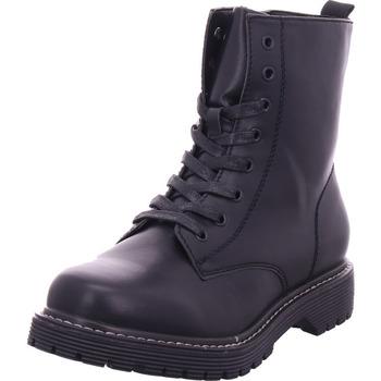 Schuhe Damen Stiefel Idana - 252368000/008 BLACK 008