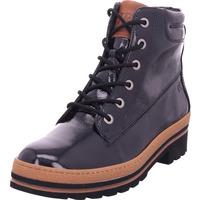 Schuhe Damen Stiefel Paul Green - 9783-037 SCHWARZ 02