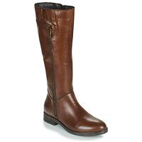 Schuhe Damen Klassische Stiefel Betty London JANKA Braun