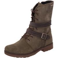 Schuhe Mädchen Stiefel Vado Schnuerstiefel 88006-522 braun