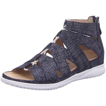 Schuhe Damen Sandalen / Sandaletten Hartjes Sandaletten sandalette 110432/23,00 blau