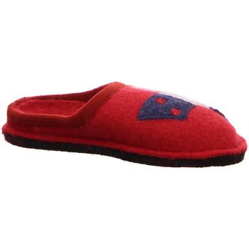 Schuhe Damen Hausschuhe Haflinger 313080 42 rot