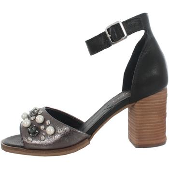Schuhe Damen Sandalen / Sandaletten Deicolli 01921CA CLOUD Negro